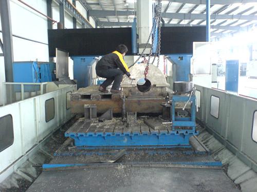 五创机械生产过程