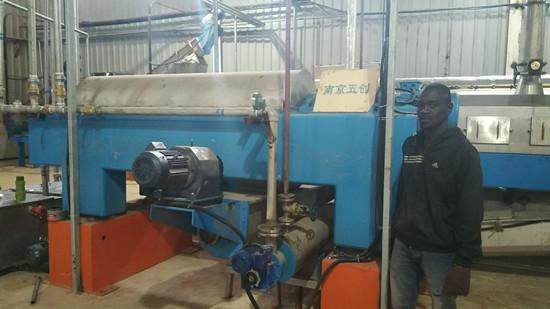 五创机械产品在毛塔